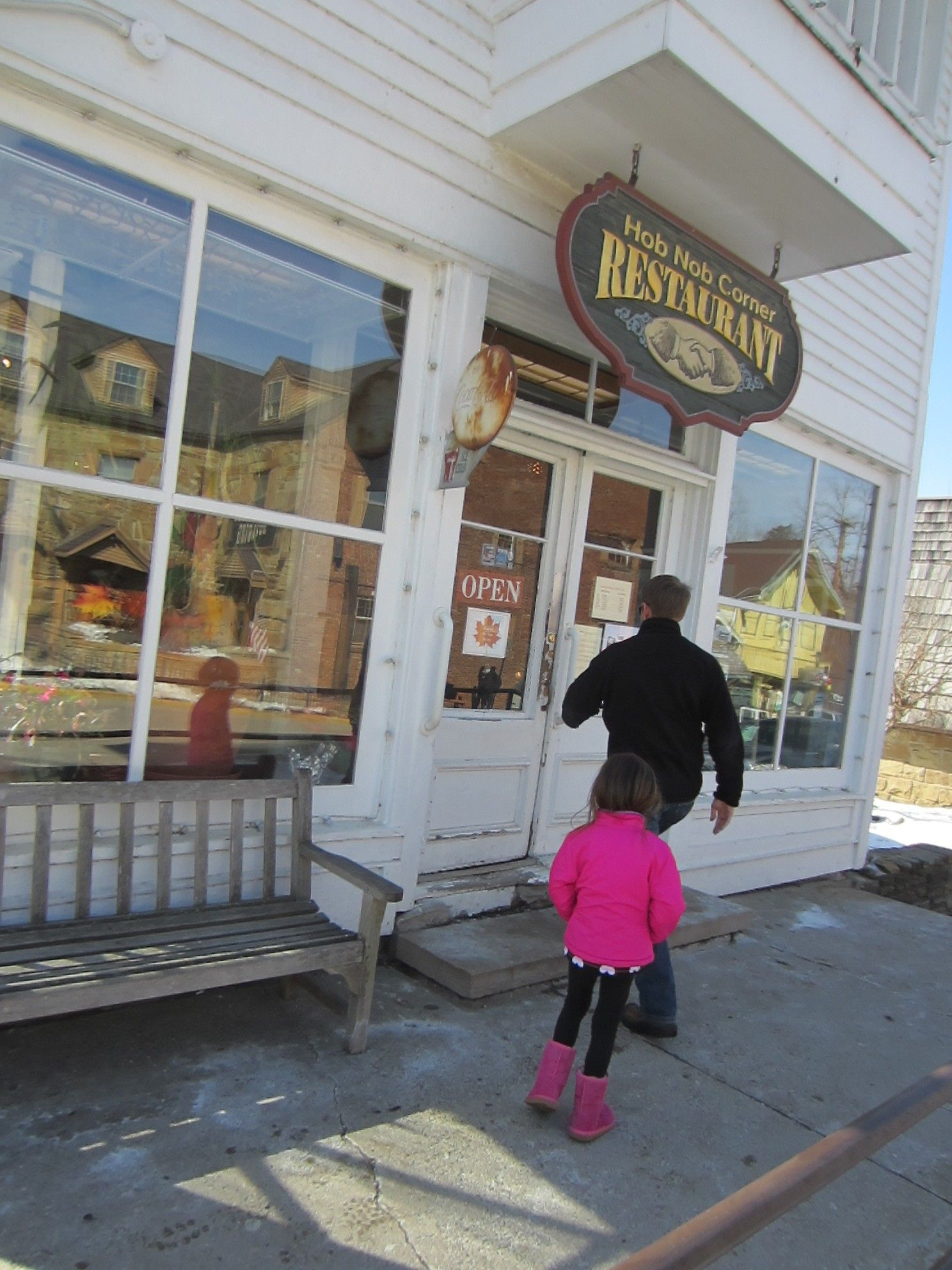 Hobnob Corner Restaurant In Browncounty Indiana In 2019