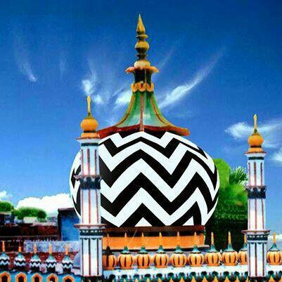 Sarkar Ala Hazrat Radiallahu Anhu U P Bareli Sharif Mecca Wallpaper Islamic Wallpaper Islamic Images Bareilly sharif hd wallpaper