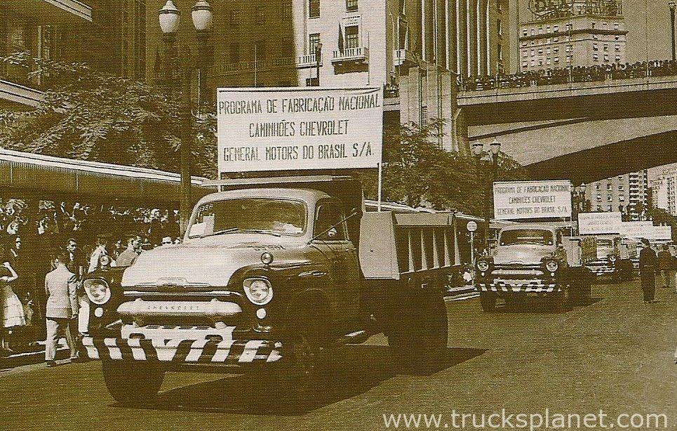 1960 Chevrolet 3100 Pickup Brazil Chevrolet 3100 Chevrolet Chevrolet Trucks