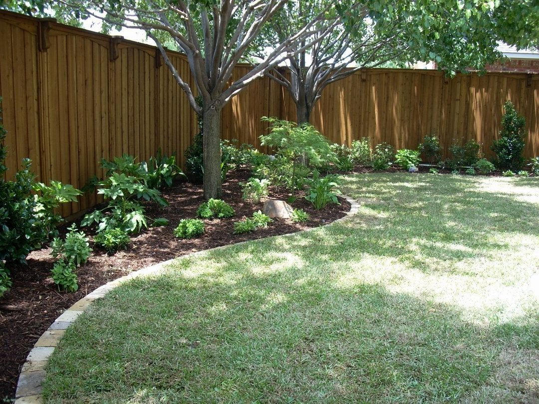 Awesome Backyard Ideas For Small Yard Backyard Trees