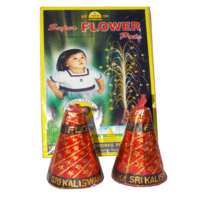 Super flowerpot Birthday fireworks, Buy fireworks