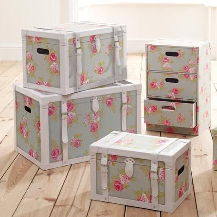 Annabelle Collection Storage Trunk Dunelm Mill From 14 99