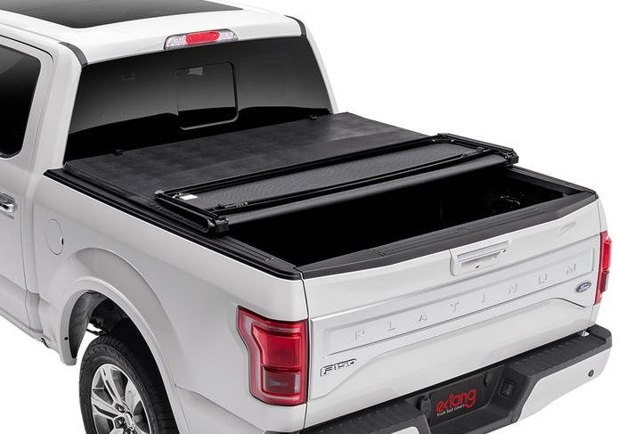 Extang E Max Tonneau Cover Extang Emax Folding Tonneau Cover At Toughautoparts Com Tonneau Cover Folding Tonneau Covers Truck Bed Covers