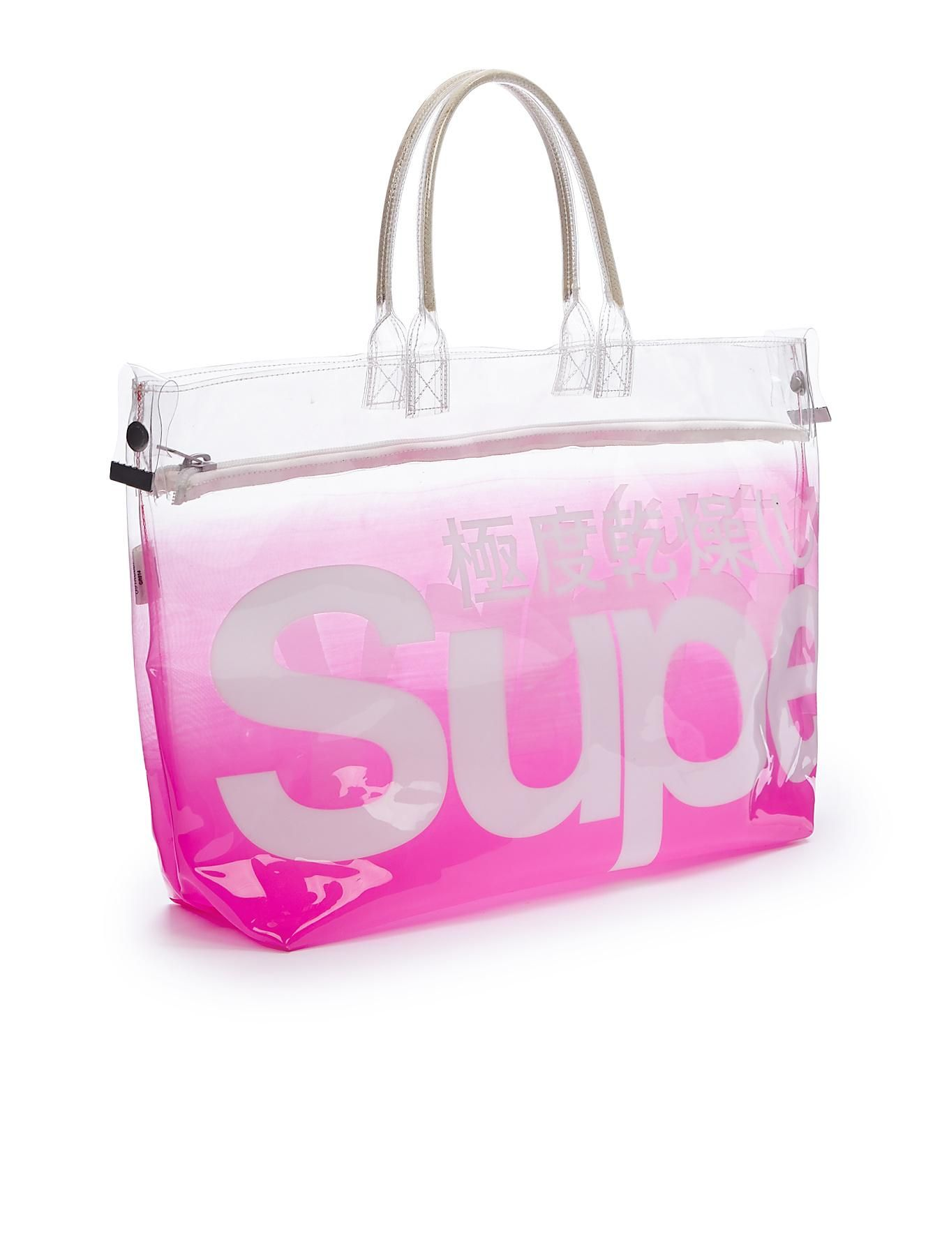 Superdry Large Jelly Whopper Tote Bag Very Co Uk