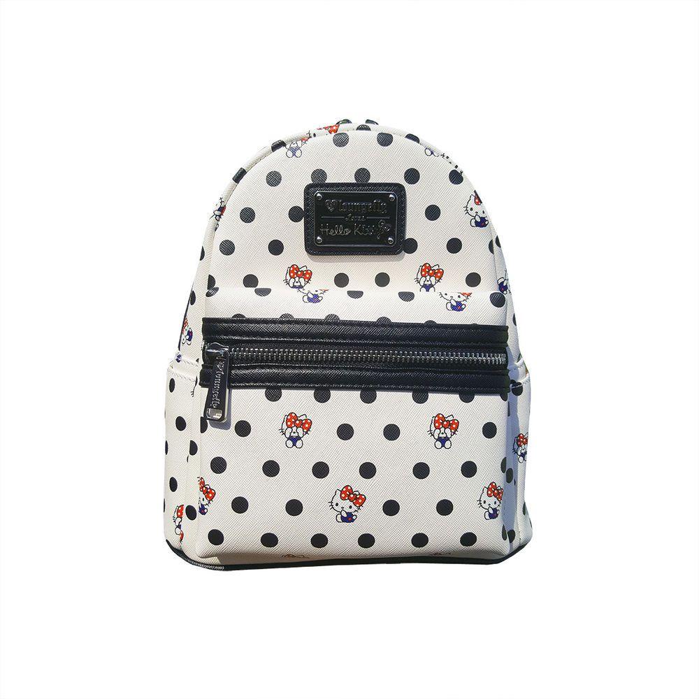 Loungefly Sanrio Hello Kitty Kawaii Polka Dot mini backpack NEW FREE  SHIPPING  Loungefly  Backpack bbdaed00c9047