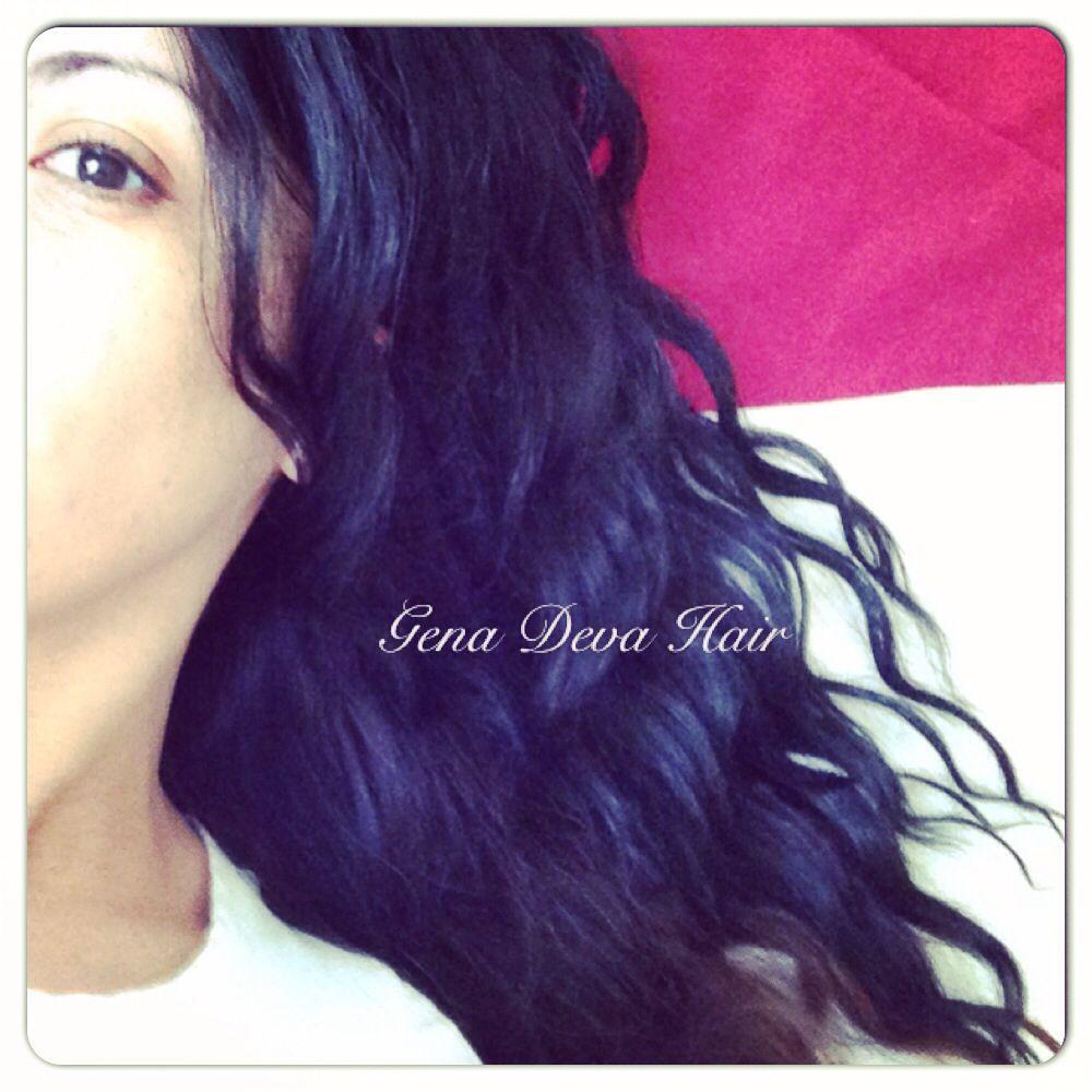 Hairextensions By Gena Deva Hair Organic Salon Brooklyn New York 347