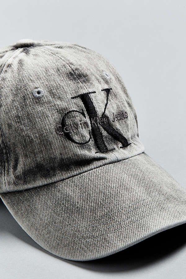 Slide View  2  Calvin Klein Baseball Hat  d50da39af9a