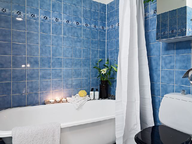 Bathroom Designs Blue And White blue bathroom designs - home design