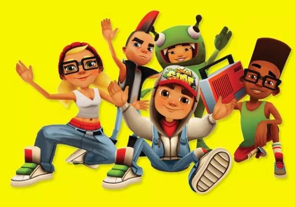 RobinWilson Subway surfers, Adventure games, Latest games
