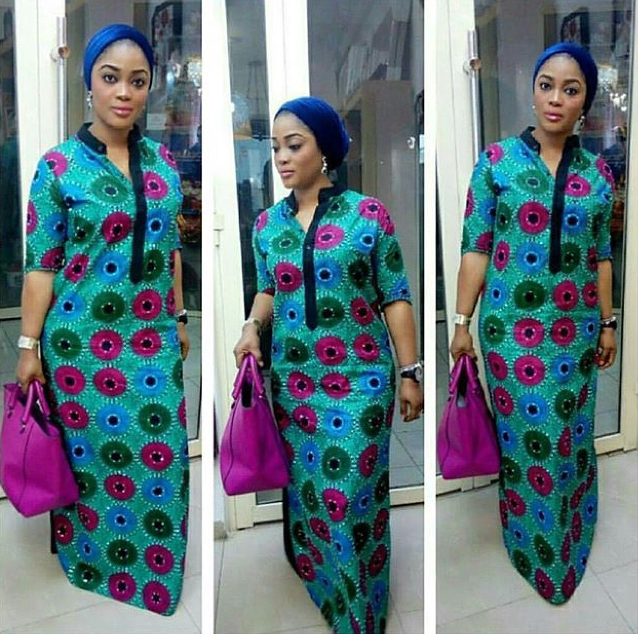 Pingl par gnangui chika sur mode africaine pinterest - Pinterest mode femme ...
