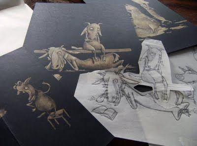 disegni e illustrazioni