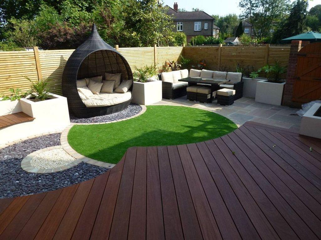 50 Awesome Modern Garden Architecture Design Ideas - PIMPHOMEE #terracedesign