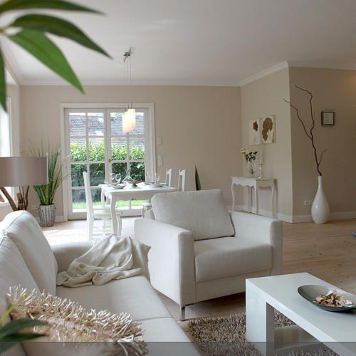 Wohnzimmer ideen landhaus #woonkamerideeen