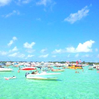 Haulover Sandbar North Miami Florida Beaches In The World Places To Visit Haulover Sandbar
