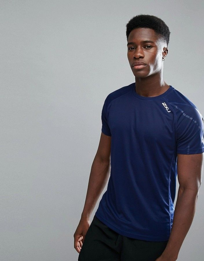 Men/'s Compression Shirt Gym Workout Athletic Running Basketball Top Wicking Tee