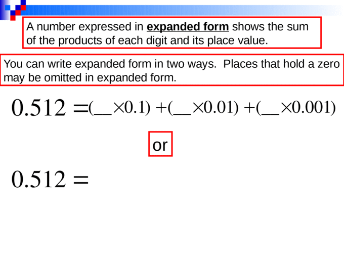 Expanded Form Of 15 15 With Decimals 15 Advantages Of Expanded