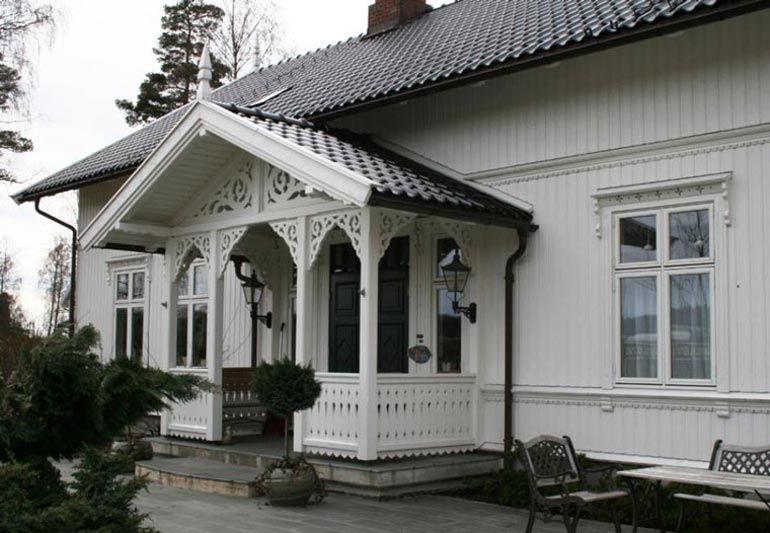 Eks design sveitserhus stil norway high ceilings 2 rooms for Southern exposure house plans