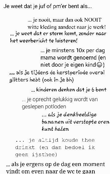 Beste Juf, meester, pedagogisch medewerker quote (met afbeeldingen ZY-91