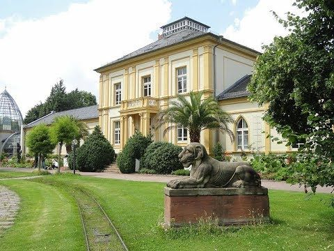 Places to see in ( Frankfurt Germany ) Palmengarten