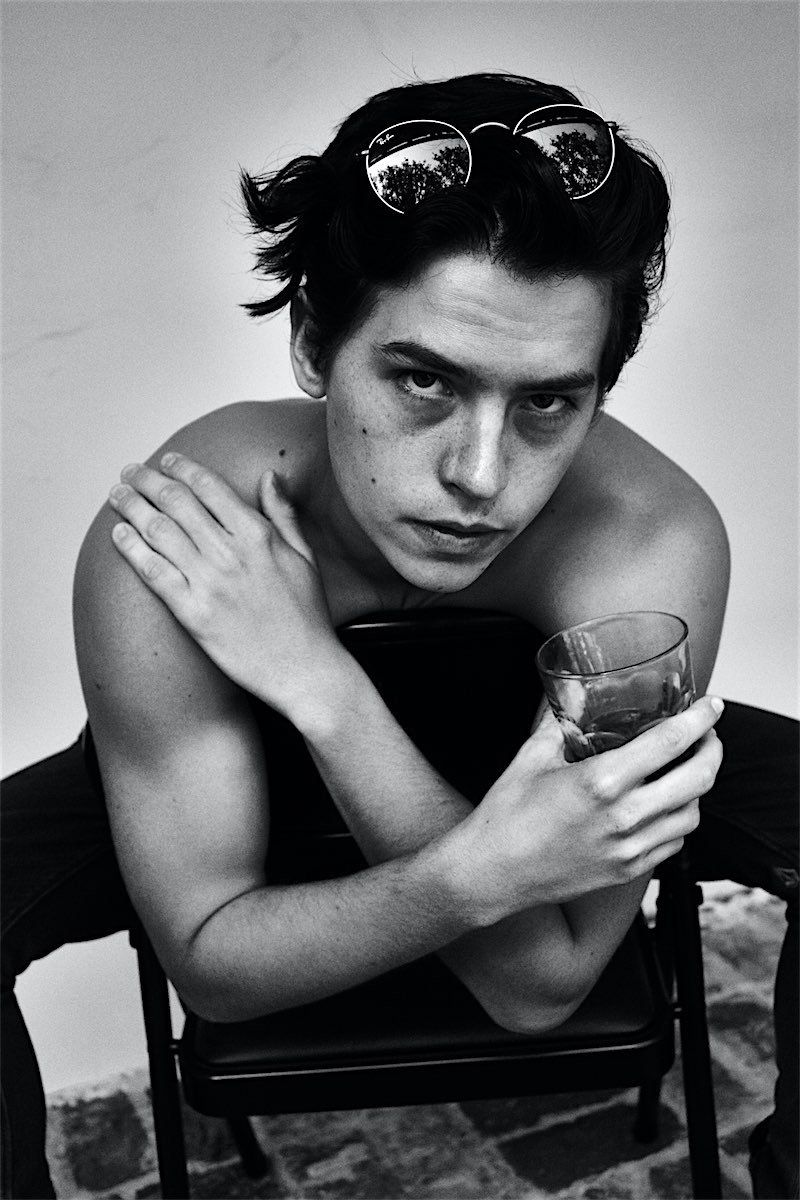 cole sprouse gif hunt