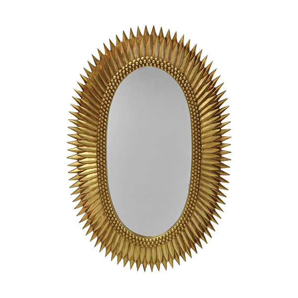 Rita G In 2020 With Images Starburst Mirror Oval Mirror Oval Wall Mirror