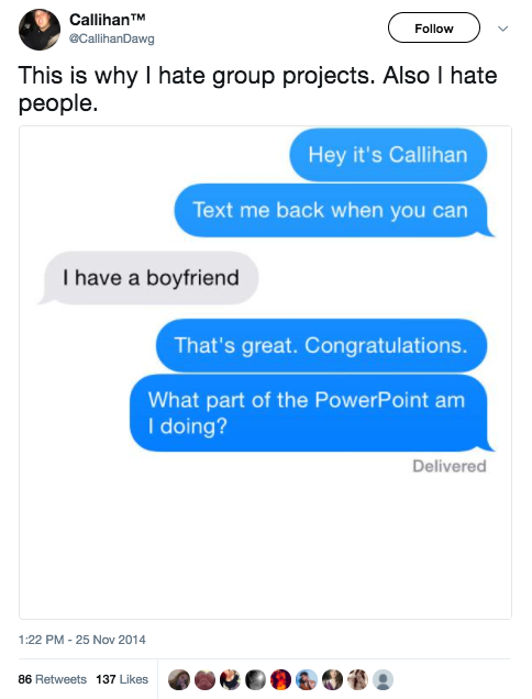 And This Girl Too Funny Texts Group Projects Teacher Quotes Funny
