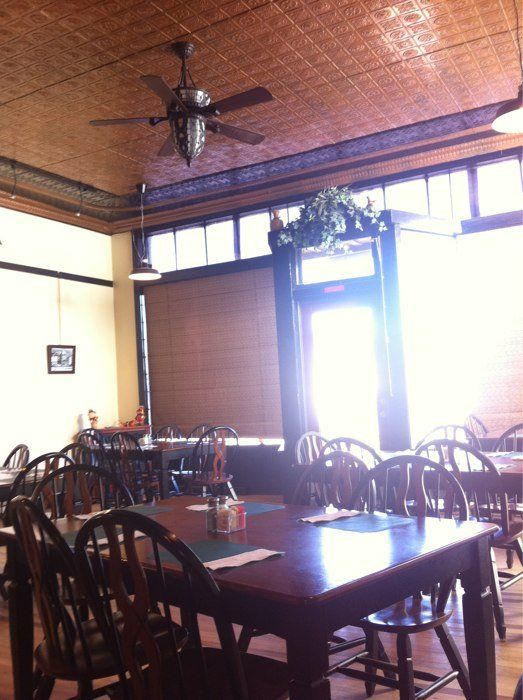 On The Bricks Cafe Goodland Ks