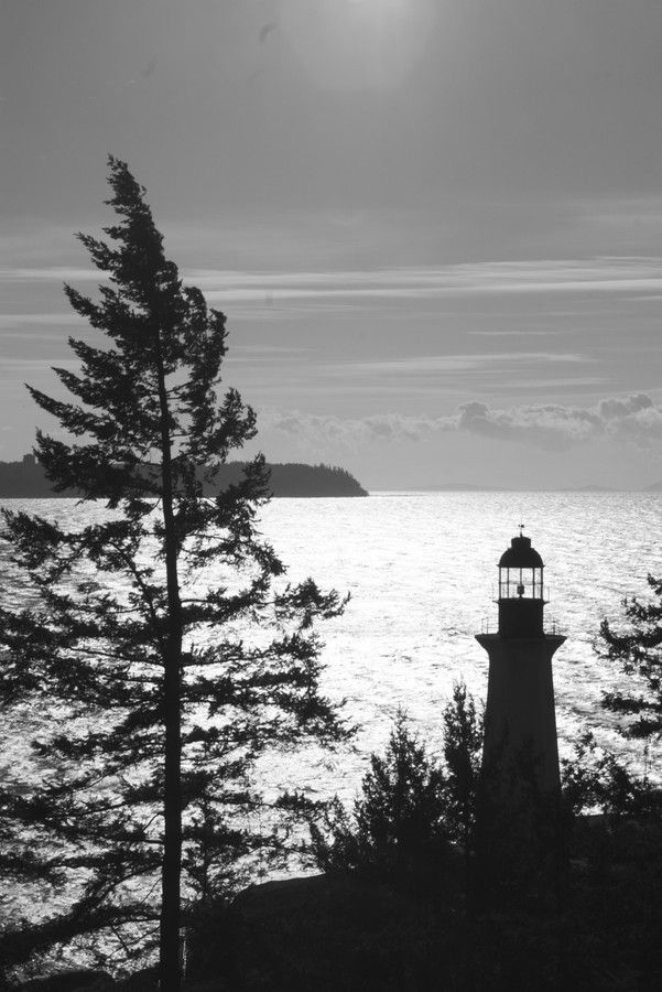 Black & White #Lighthouse    http://dennisharper.lnf.com/