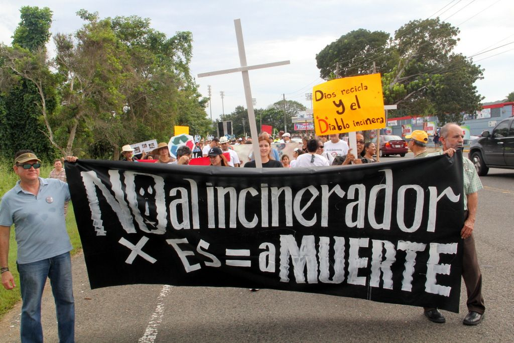 A Trash Burning Incinerator Has Been Proposed In Arecibo Puerto Rico Which Could Devastate Wetlands Enda Worlds Of Fun Food For Thought Environmental Food