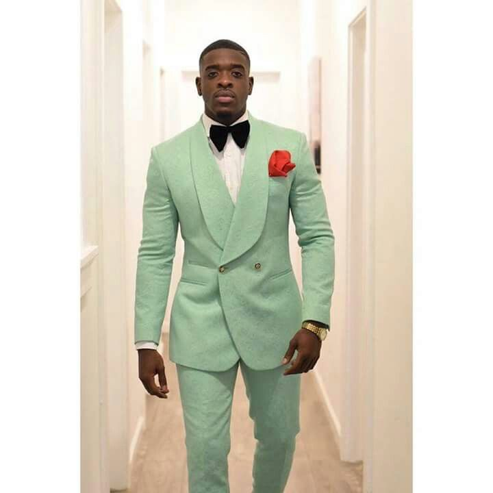 01dea590ede4 Mint green suit | Man style in 2019 | Fashion, Mens fashion:__cat__ ...