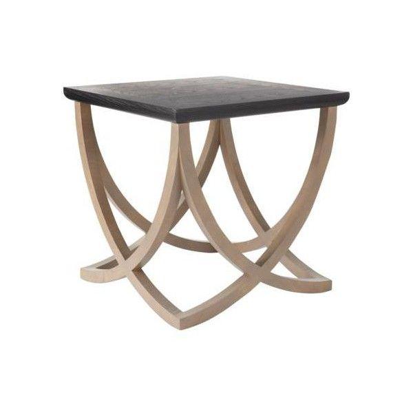 Oka Felix Wooden Sofa Side Table Low Holzsofa Sofa Beistelltisch Und Beistelltische