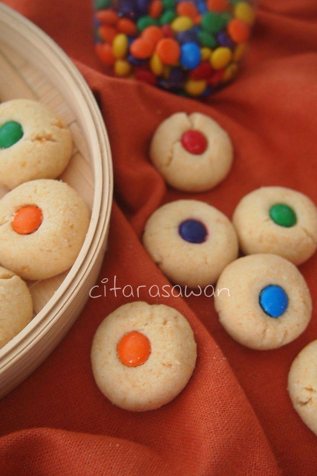 Biskut Sagu Cornflakes / Sago Cornflakes Cookies | Resipi ...