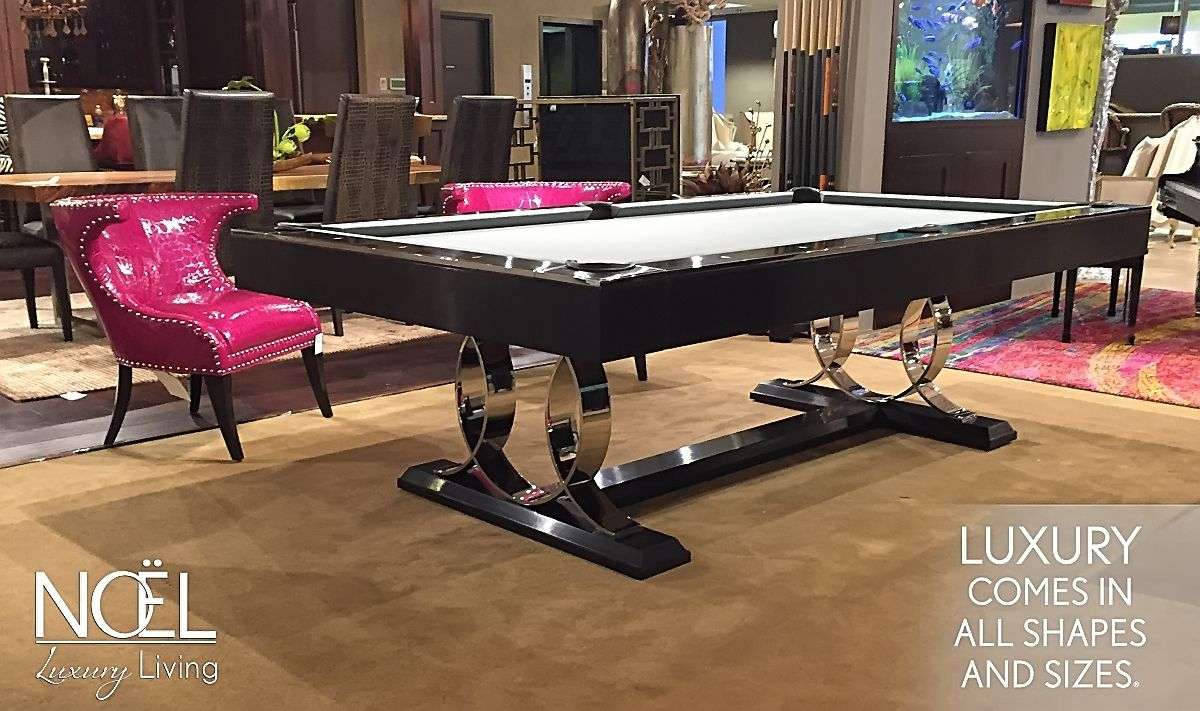Stop By And Check Out Our New PoolTable That Is Sleek Unique - Sleek pool table