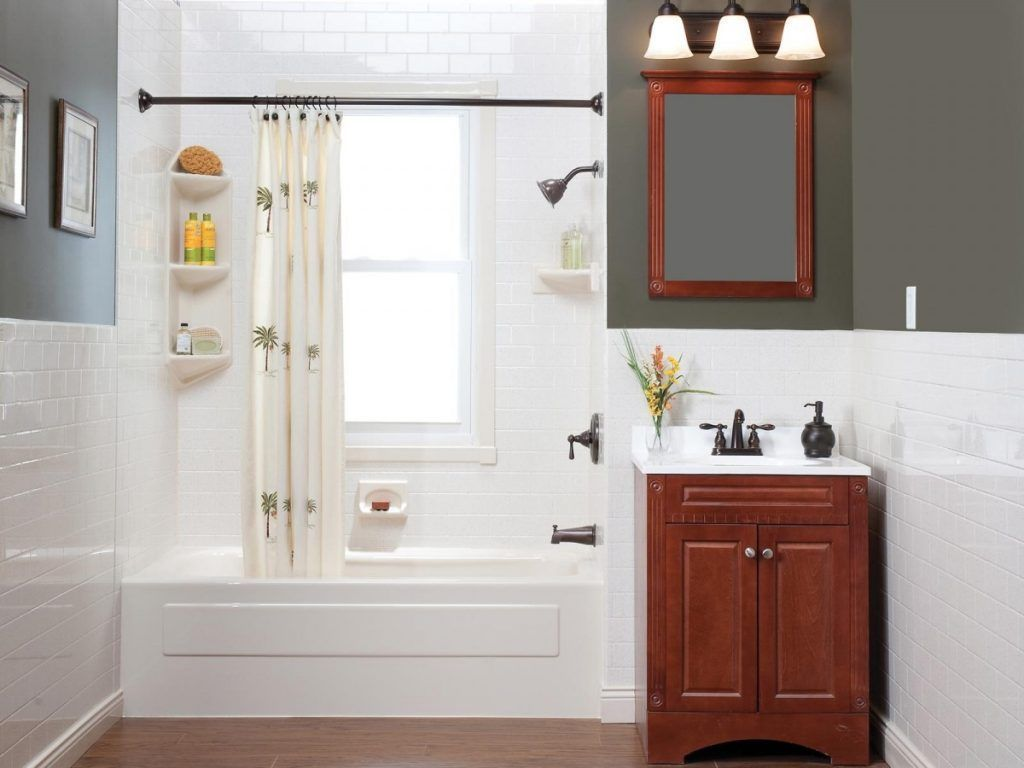 Want a half bathroom that will impress your guests when entertaining ...