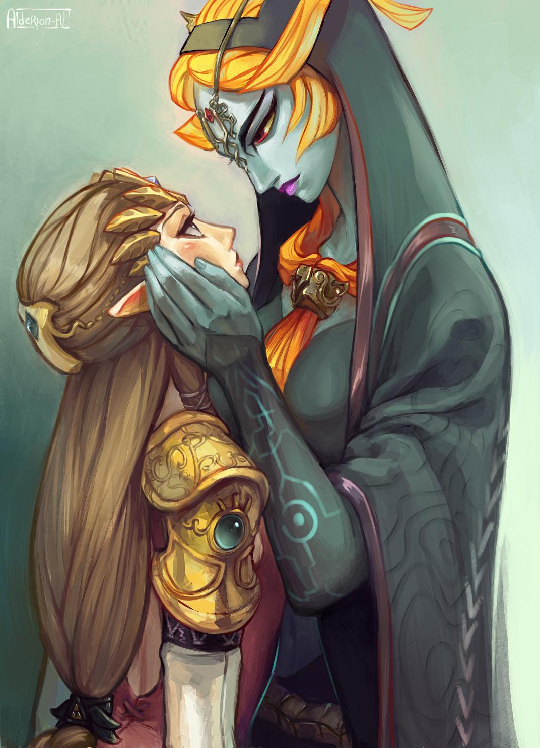 Zelda shiek lesbian