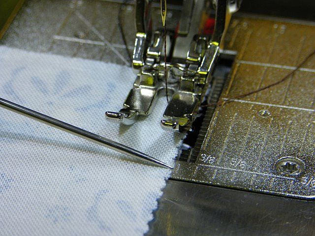 Will the REAL quarter-inch seam reveal itself?! The ...