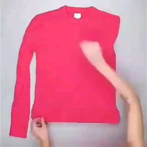 Photo of Simple Clothes hack 😍