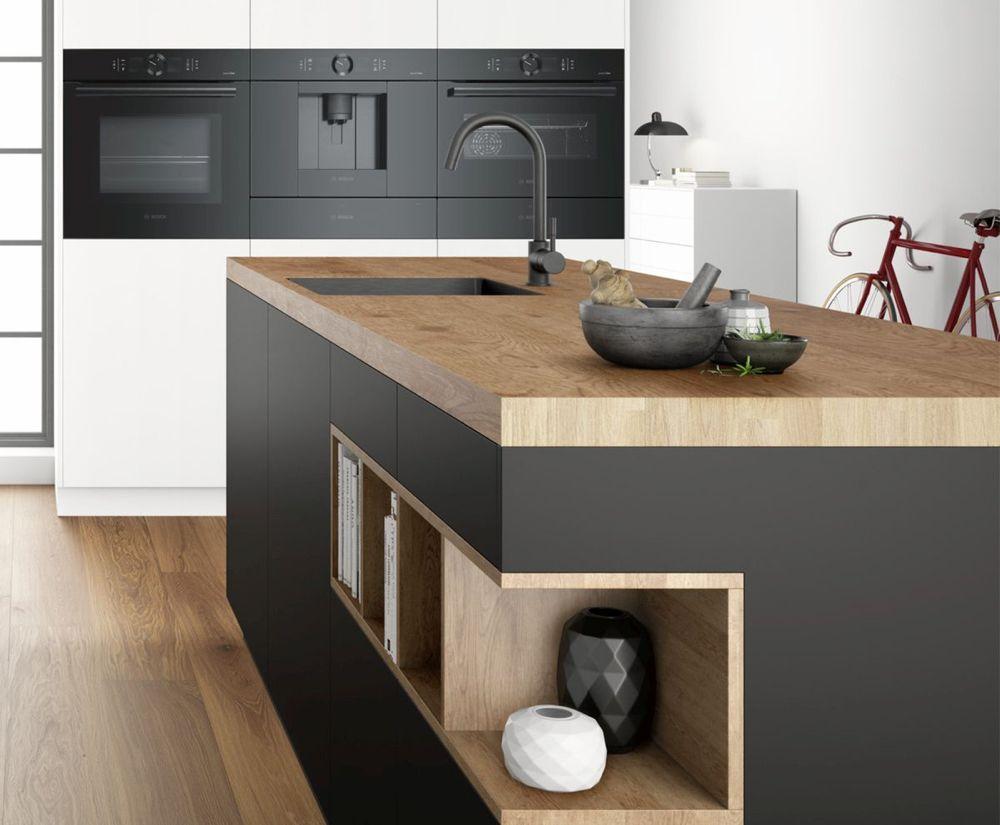accent line Küchen-Einbaugeräte  Bosch  Moderne küchenideen