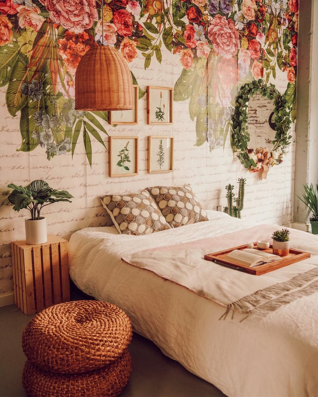 Anh Luu On Instagram Giveaway Closed Congratulations To Kaylalalaf You Are The Winner Of My Giveaway With Bohemian Bedroom Decor Bedroom Decor Room Decor