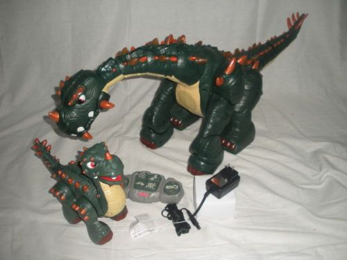 fisher price spike the ultra dinosaur instructions