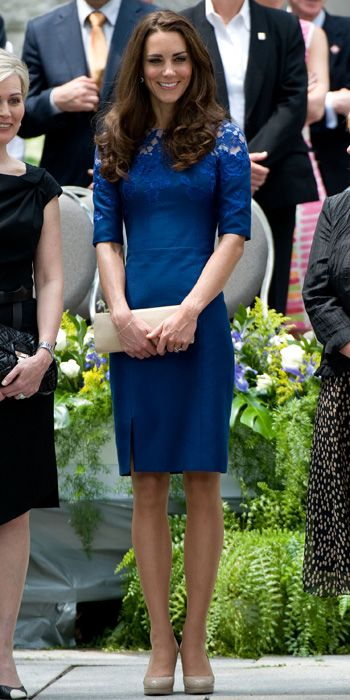 Znalezione obrazy dla zapytania duchess kate erdem 2011