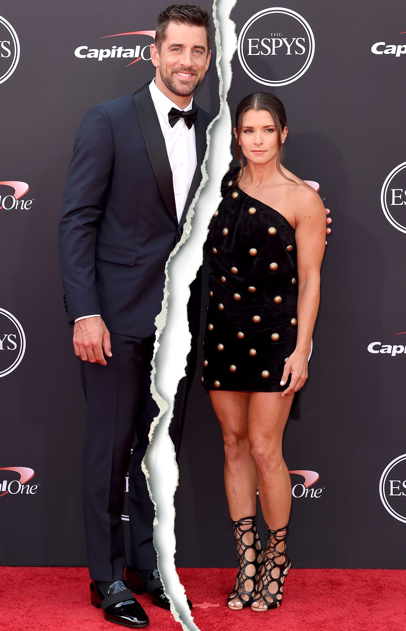 Aaron Rodgers And Danica Patrick Split After More Than 2 Years Together In 2020 Danica Patrick Celebrities Aaron Rodgers