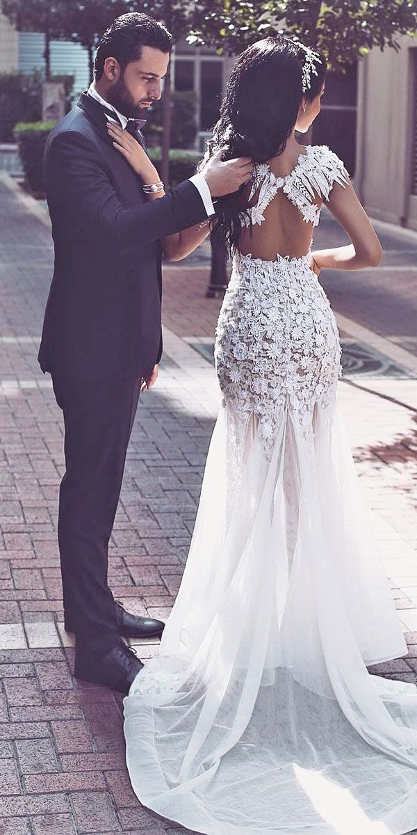 27 Unique & Hot Sexy Wedding Dresses | Vestidos de novia, De novia y ...