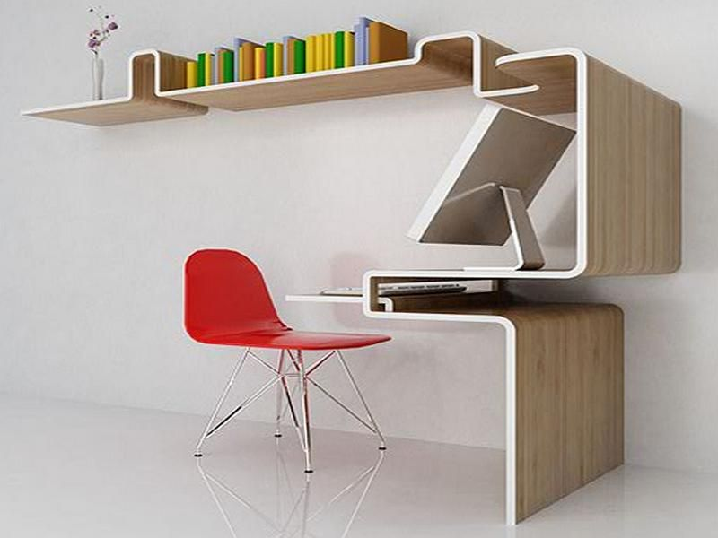 Stylish Small Space Desk Solutions