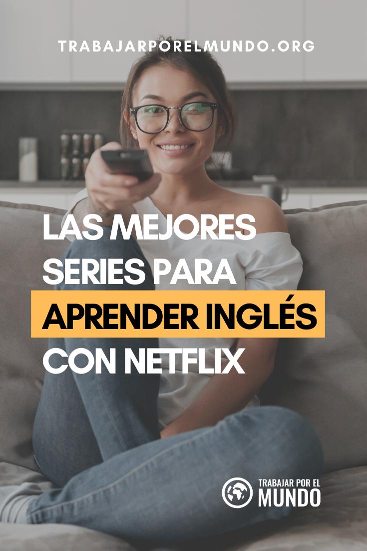Las Mejores Series Para Aprender Inglés Con Netflix Series Para Aprender Ingles Libros Para Aprender Ingles Aprender Inglés