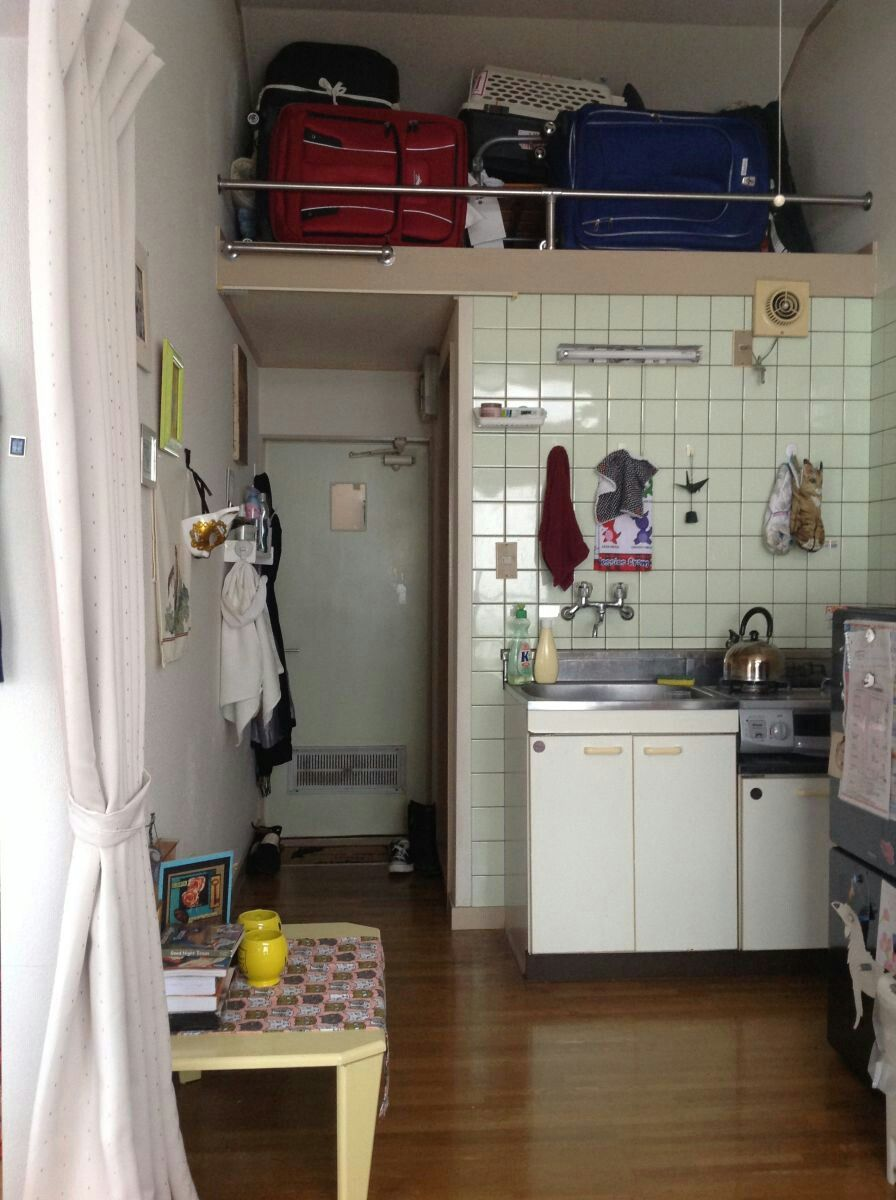 japanese apartment interior design ideas japanese apartment design Home Decoration Ideas. Micro Apartment, Tiny Apartment Living, Japan  Apartment, One Room Apartment, Apartment Interior