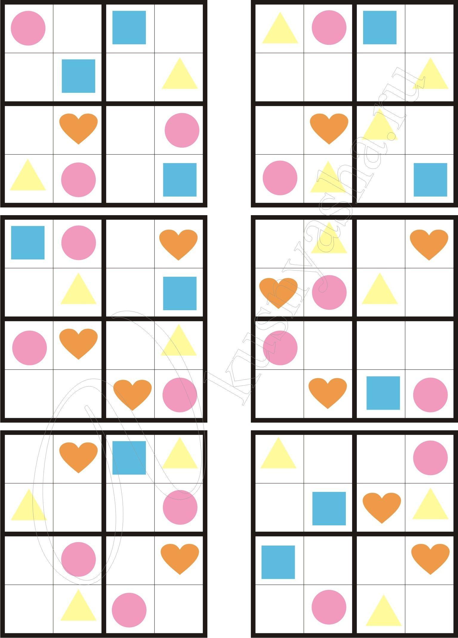 Sudoku 4 4
