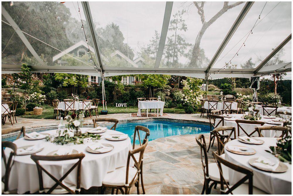 Intimate Mayne Island Backyard Wedding, BC - Mona + Rylan ...