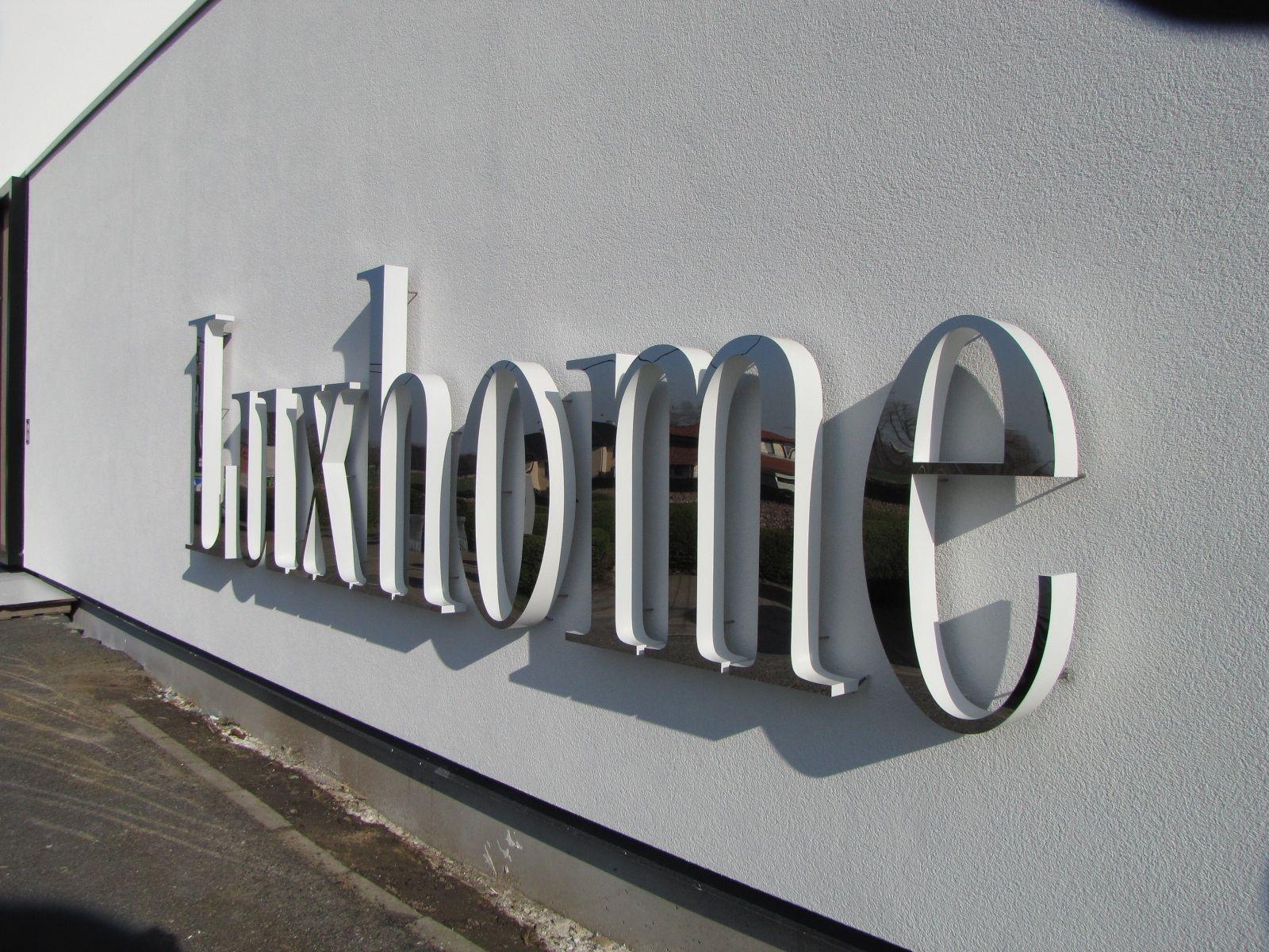 Luxhome be gavere belgium ontwerp en realisatie van