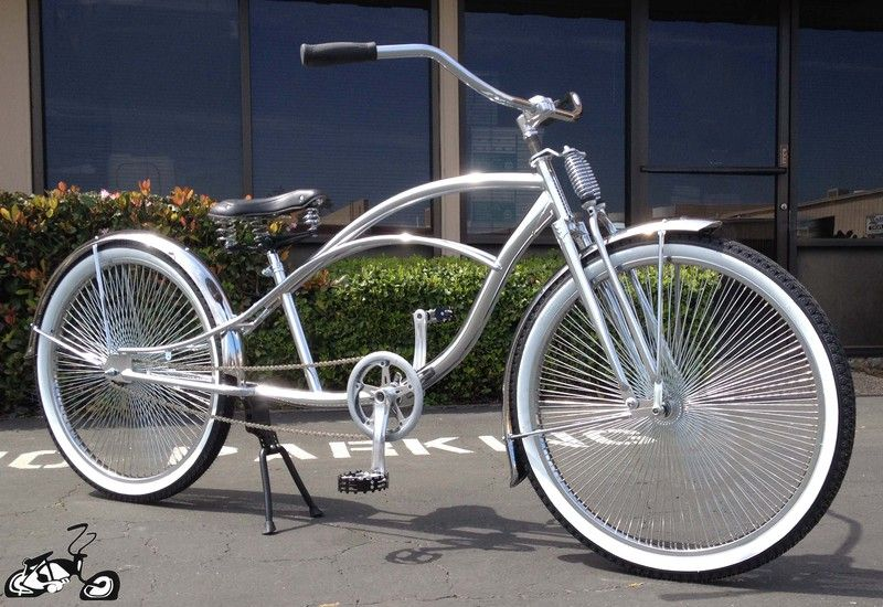 Stretch Cuda Cruiser Cruiser bicycle, Bicycle, Beach